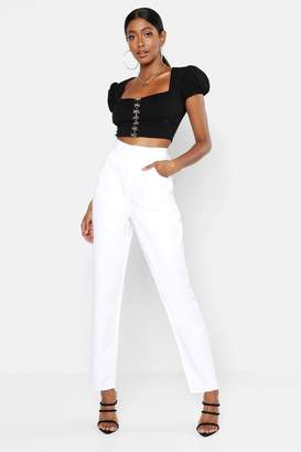 boohoo High Waisted Mom Jeans