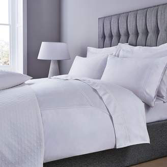 Hotel Collection Luxury 1000 TC supima cotton housewife pillowcase pair