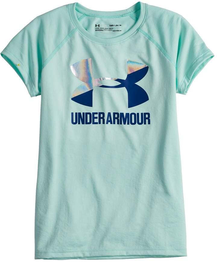 Girls 7-16 Under Armour Big Logo Tee