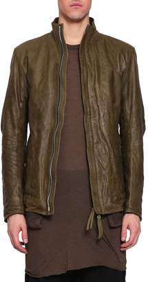 Boris Bidjan Saberi Leather Jacket