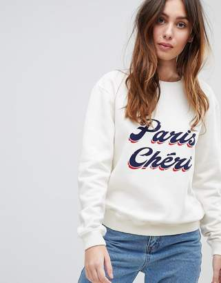 BA&SH Paris Cheri Sweatshirt
