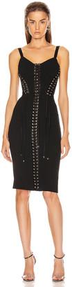 Dolce & Gabbana Bodycon Dress in Black | FWRD