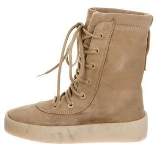 Yeezy 2016 Military Crepe Boots