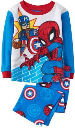 Crazy 8 Crazy8 Marvel Fuzzy 2-Piece Pajama Set