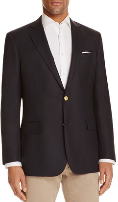 Brooks Brothers Wool Classic Fit Blazer $648 thestylecure.com