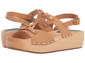 Swedish Hasbeens Rivet Sandal Women's Shoes