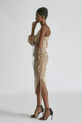 Yigal Azrouel Corona One Shoulder Dress