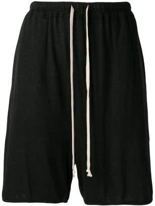 Rick Owens Lilies high waisted shorts