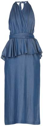 Macrí 3/4 length dresses