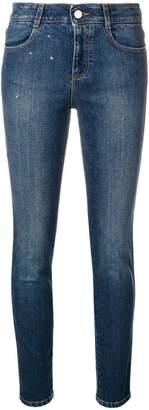 Stella McCartney star stud skinny jeans