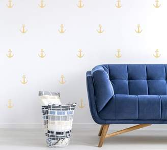 Pottery Barn Anchors Wall Decal