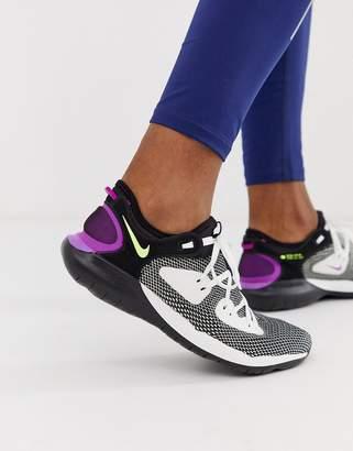Nike Running Flex 2019 sneakers in multi