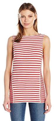 Three Dots Women's Easy British Tank