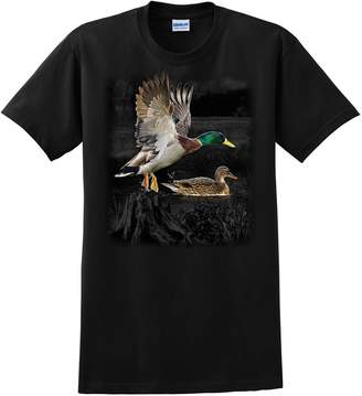 Express Yourself Products Yourself Duck Wilderness T-Shirt ( -)