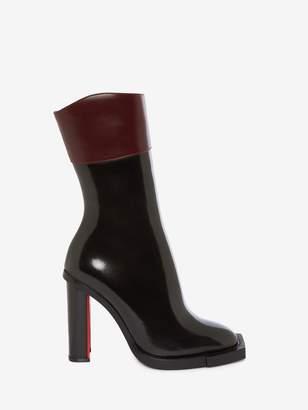Alexander McQueen Hybrid Boot