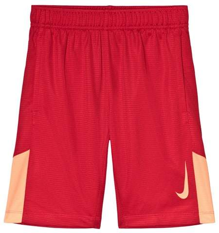 Red Accelerate Dry Training Shorts