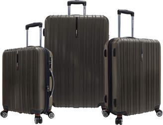 Traveler's Choice Travelers Choice Tasmania 3Pc Expandable Spinner Set