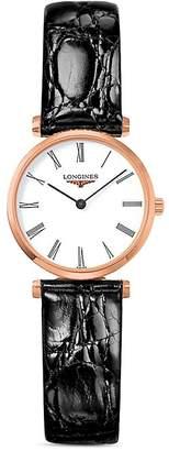 Longines La Grande Classique, 24mm $1,150 thestylecure.com