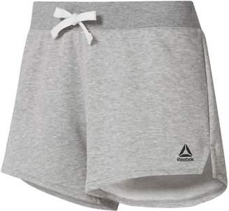 Next Womens Reebok Grey Simple Short