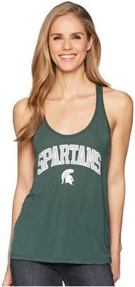 Champion College Michigan State Spartans Eco Women's Sleeveless