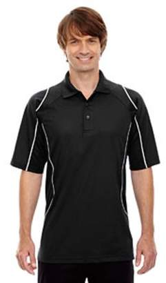 Ash City - Extreme Men's Eperformance Velocity Snag Protection Colorblock Polo with Piping 85107