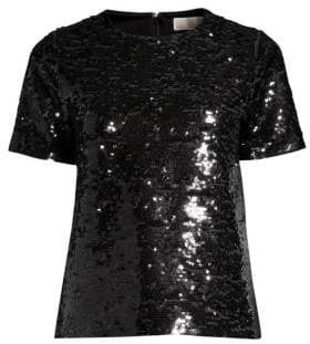 MICHAEL Michael Kors Sequin T-Shirt