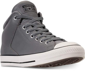 Converse Men Chuck Taylor 70 High Street Mid-Cut Casual Sneakers from Finish Line
