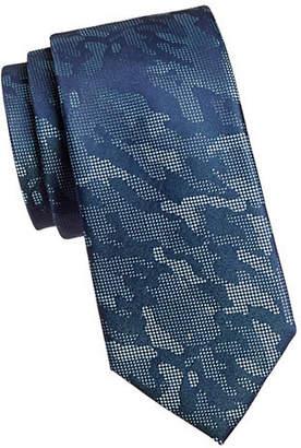 MICHAEL Michael Kors Pixelated Camo Silk Tie
