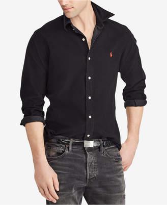 Polo Ralph Lauren Men's Big & Tall Classic-Fit Corduroy Shirt