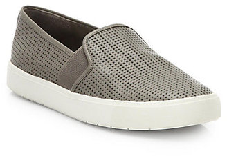 Vince Blair 5 Slip-On Sneaker $195 thestylecure.com