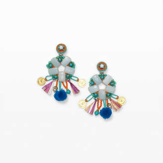 Ranjana Khan Beaded Earring
