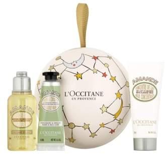 L'Occitane Almond Ornament Set