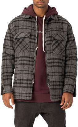 Zanerobe Rugger Plaid Flannel Shirt Jacket