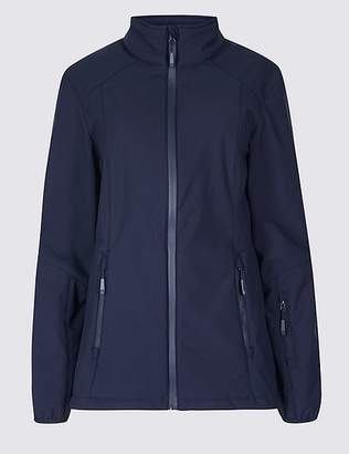 "Marks and Spencer Funnel Neck Jacket with Stormwearâ""¢"