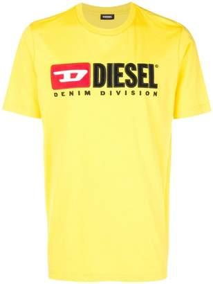 Diesel Vintage-style logo T-shirt
