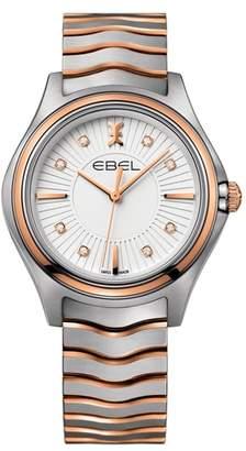 Ebel Wave Bracelet Watch, 35mm
