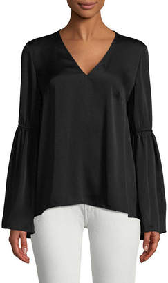 BCBGeneration Bell Sleeve Top