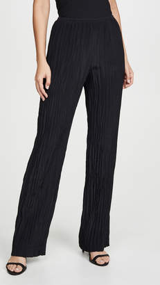 Vince Crinkle Pull On Pants