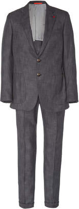 Isaia Sanita Single Breasted Suit