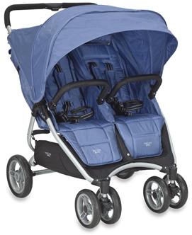 Valco Baby Snap Dual Stroller - Cornflower