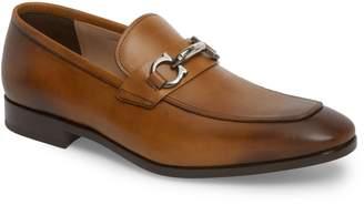a9febf4cbf28 Salvatore Ferragamo Brown Round Toe Men s Shoes