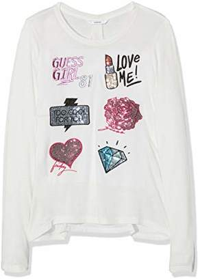 GUESS Girl's J83i10k7ct0 Kniited Tank Top,(Size: 12)