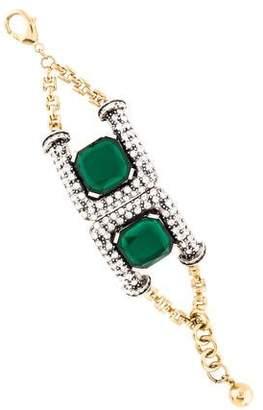 Lulu Frost Future Crystal Bracelet
