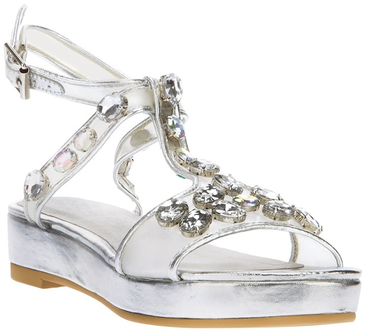 Jeffrey Campbell 'Boca Jewel' sandal
