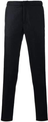 Incotex Wool Flannel Trousers