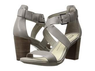 Ecco Shape 65 Block Sandal High Heels