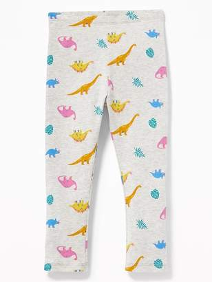 f9b50caef73c12 Old Navy Printed Full-Length Leggings for Toddler Girls