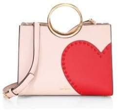 Kate Spade Heart It Sam Leather Bag