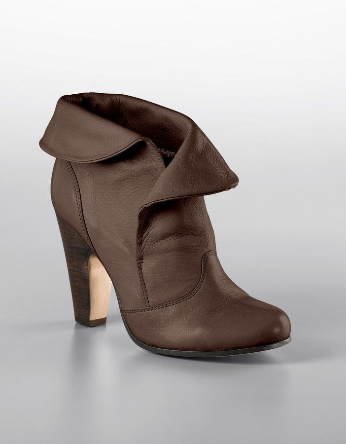 Dolce Vita Wynona Leather Booties