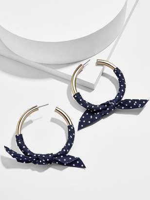 BaubleBar Sabrine Hoop Earrings